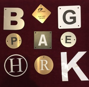 Row Letters